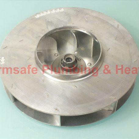 Worcester  87161105750 Fan Wheel (RS38/RL38) Riello 3003761