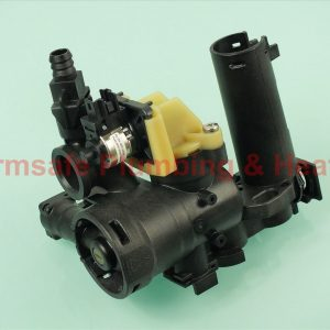 Worcester Bosch 87161064420 return manifold sub assembly