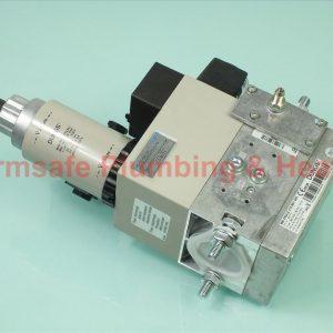 DUNGS MBZRDLE 412 B01 S52 +GW50 A5 (226170)
