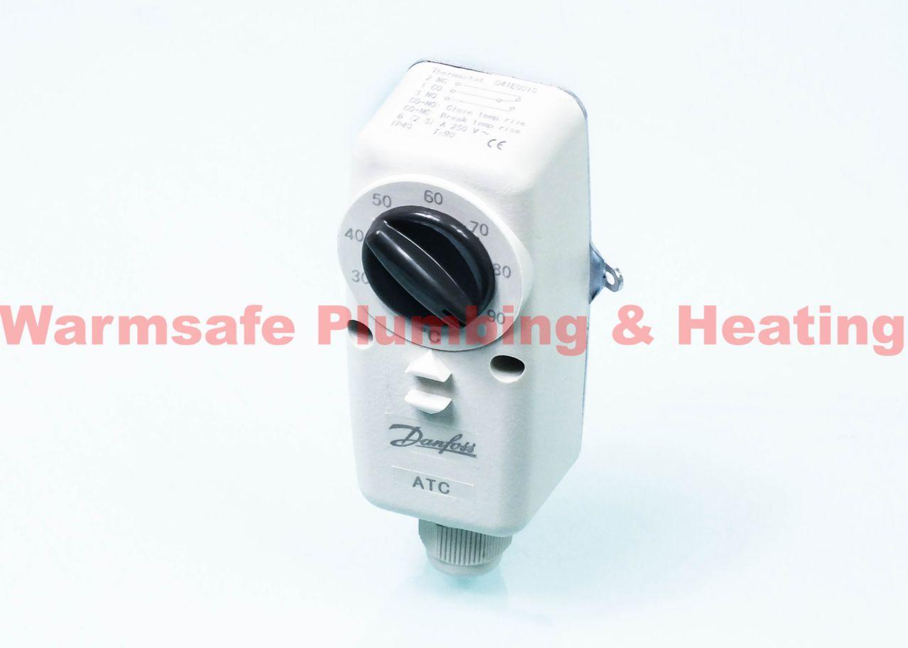041E001000 Danfoss à cylindre Thermostat
