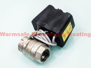 "ESBE ESS-2291N-230V-032 2 way valve and actuator 1 1/4"" 230v"