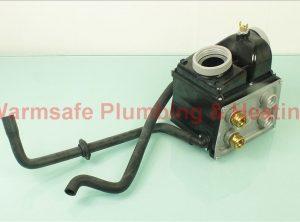Ferroli 39817590 secondary heat exchanger Only