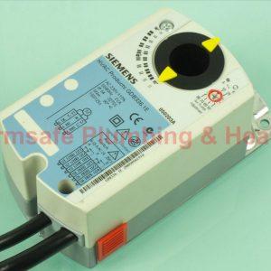 Siemens GDB336.1E 230v 5nm Rotary Actuator 3 Position 2sw