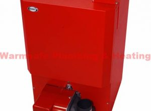 Grant Vortex Pro 58-70kW Boiler House Model Oil ErP & Burner & Flue VTXBH58/70