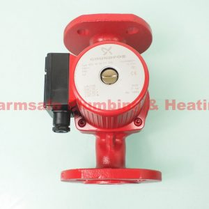 Grundfos 95906774 UPS 40-80FN hotwater system circulating pump no flanges 1 ph