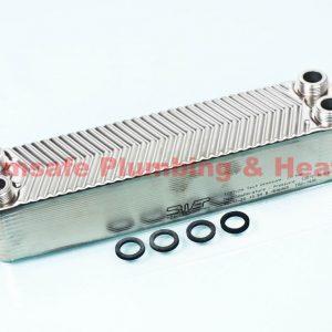 Gledhill GT017 Plate Heat Exchanger DHW