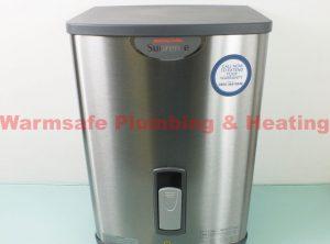 Heatrae Sadia 95200242 supreme pack 7.5ltr 2.5kW Stainless steel