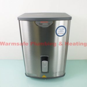 Heatrae Sadia 95200242 supreme pack 7.5ltr 2.5kW Stainless steel
