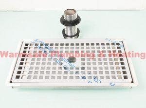 Heatrae-Sadia 95970123 drip tray and waste supreme