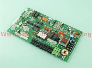 Hamworthy 563901293 main PCB assembly