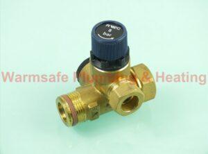 Heatrae Sadia 95605828 expansion releif valve