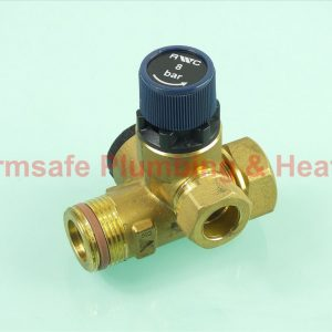 Heatrae Sadia 95605828 expansion releif valve