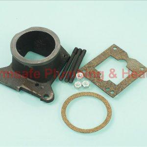 Ideal 078162 square - round cast