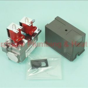 Ideal 079773 gas valve assembly