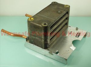 Ideal 171375 heat exchanger assembly