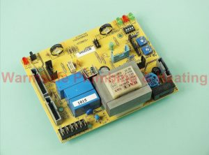 Ideal 174017 printed circuit board