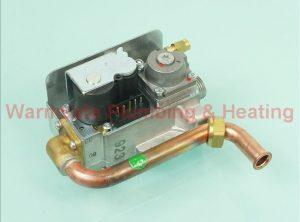 Ideal 174081 gas valve kit