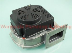 Ideal 174376 Fan Assembly (genuine Part)