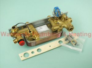 Ideal 174833 hydroblock complete kit