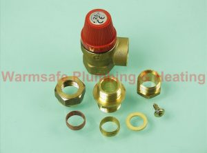 Ideal 204565 secondary relief valve