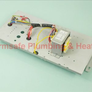 Johnson & Starley 1000-0500730 electrical control panel