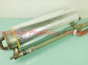 Keston B08226000 K80 Heat exchanger Assembly complete with flue