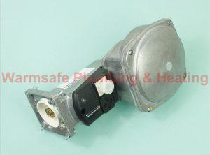 Landis SKP75.003E2 gas valve actuator 240v 50/60hz