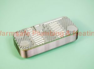 MORCO MCB2160 DHW Heat Exchanger MU0886000