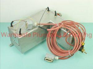 Mondial Forni 8AS00198+8AS00239 die cast humidifier