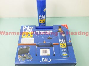 Polar Professional Pipe Freezer Kit 8-22mm - ARCTIC SPRAY