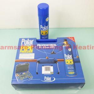 Polar Professional Pipe Freezer Kit 8-22mm - ARCTIC SPRAY