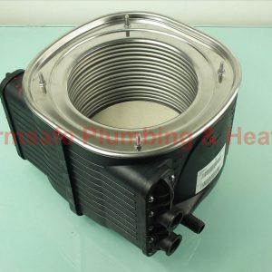 Potterton/Baxi 5114687 heat exchanger