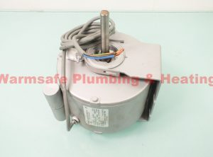 Reznor 01 25626 01 fan motor plus capacitor 1/6""