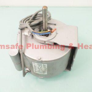 """Reznor 01 25626 01 fan motor plus capacitor 1/6"""""""
