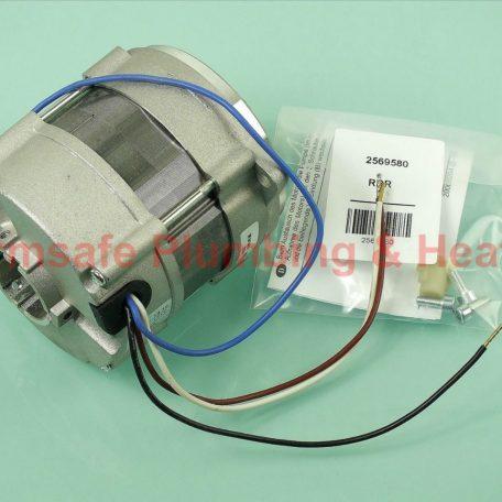 Worcester 87161092440 -3007971 burner motor