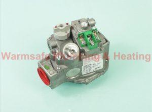 """Robertshaw 5C8-941-300 Gas Valve 1"""" U7000 ERHC240-S7CL 240V"""