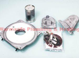 Remeha S100007 Heat Exchanger