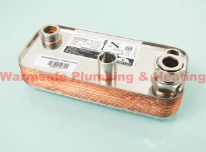 Sime Plate Heat Exchanger 6265600A