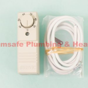 SUNVIC SA2452 CYLINDER THERMOSTAT 40-90°C