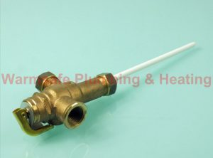 Santon ALK06 Pressure and Temperature Relief Valve