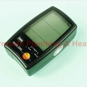 Testo 580 data logger RS232 interface (No Cable Supplied) Or Desk Top Holders 05541778
