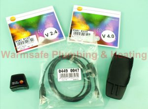 Testo ComSoft 3 Basic For 175 With USB Interface 0554 1766