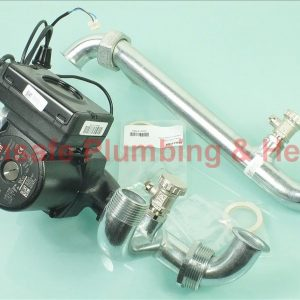 Vaillant 0020217872 with Pump 98880437 and Fittings