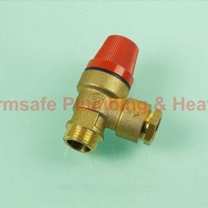 Vaillant 190727 pressure relief valve