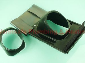 Vaillant Pitched Adjustable Roof Tile 9076