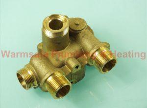 Vokera 10020439 hydraulic manifold only