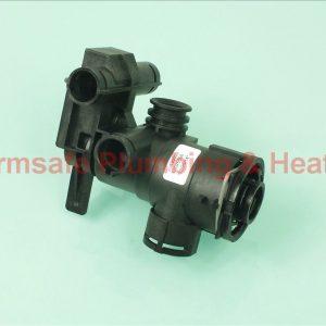 Vokera 10026508 3-Way Heating Manifold 30C