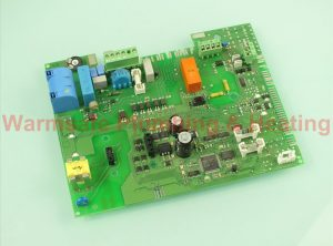 Worcester 87161095390 PCB