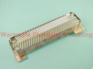 Worcester Bosch 87161429040 sweep heat exchanger