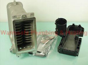 Worcester Bosch 87377017900 87377052070  heat exchanger